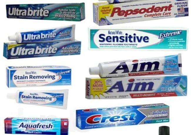 Зубные пасты - критерии выбора